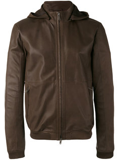 zip up hooded jacket  Desa 1972