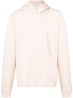 plain hooded sweatshirt John Elliott