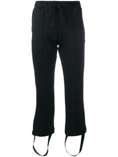спортивные брюки с полосками сбоку Y-3