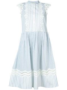 striped dress Sea