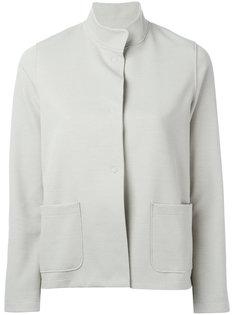 куртка с воротником-стойкой Harris Wharf London