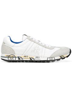 кроссовки со шнуровкой Lucy Premiata