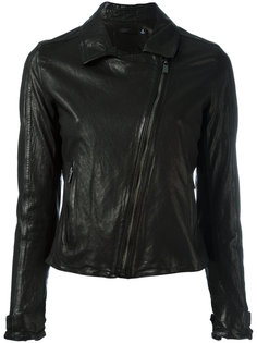 zipped jacket  Blk Dnm
