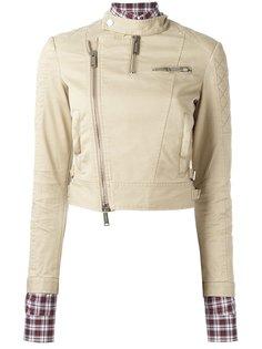 куртка со стеганой отделкой Dsquared2