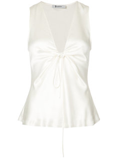 hammered knot top T By Alexander Wang
