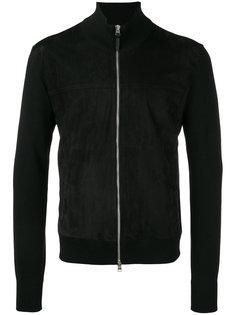 куртка на молнии с высокой горловиной Tom Ford