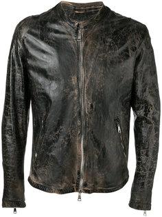 байкерская куртка Giorgio Brato