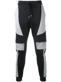 спортивные брюки с молниями Markus Lupfer