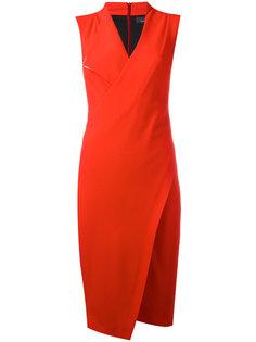 asymmetric dress Capucci