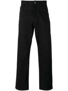low crotch jeans Raf Simons