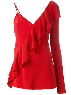 блузка с одним рукавом Diane Von Furstenberg