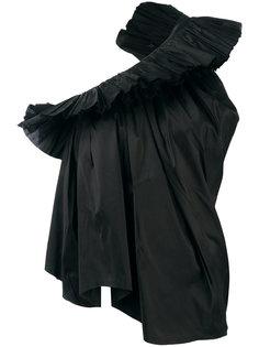 блузка на одно плечо Marquesalmeida