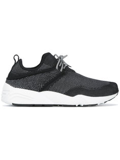 panel lace-up sneakers Stampd