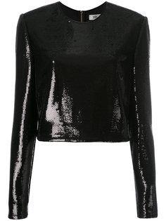 sequin top Diane Von Furstenberg