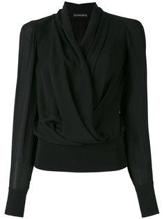 блузка с запахом Plein Sud