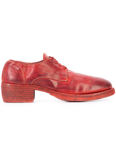 classic Derby shoes Guidi