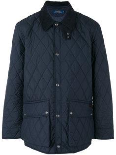 diamond-quilted jacket Ralph Lauren