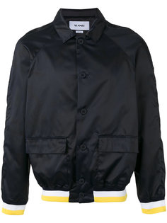 contrast bomber jacket  Sunnei