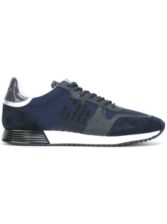 lace up trainers  Emporio Armani
