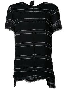 полосатая футболка Proenza Schouler
