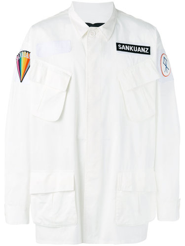 patch lab-look jacket Sankuanz
