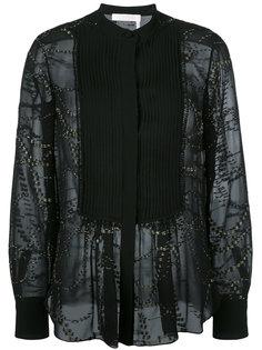 блузка с принтом звездного неба Chloé