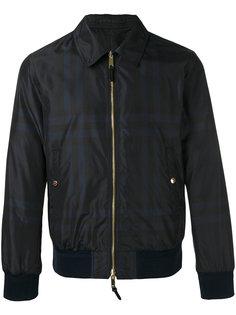 двухсторонняя  куртка Carlford  Burberry