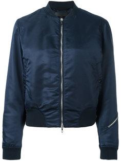 zip detail bomber jacket Rag & Bone