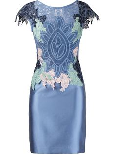 lace patchwork Adna dress Martha Medeiros