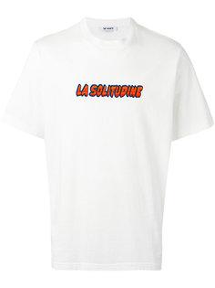 La Solitudine T-shirt  Sunnei