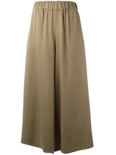 укороченные брюки-палаццо Dusan