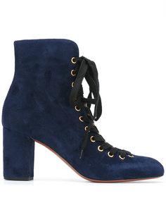 ботинки Miles со шнуровкой Chloé