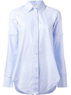 рубашка в полоску Helmut Lang