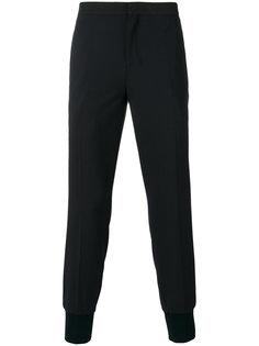 зауженные классические брюки Neil Barrett