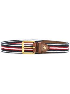 полосатый ремень Polo Ralph Lauren