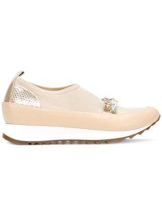 embellished slip on sneakers Loriblu