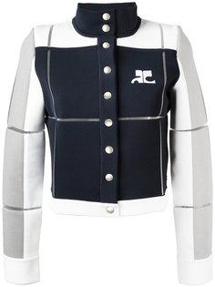 куртка на пуговицах Courrèges