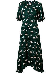 платье с абстрактным принтом Derek Lam 10 Crosby