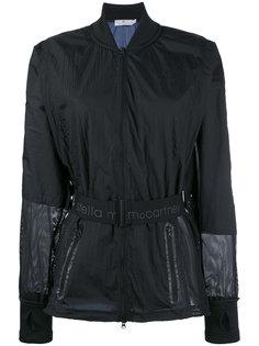 спортивная куртка с поясом Adidas By Stella Mccartney