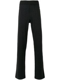спортивные брюки с тремя карманами Brioni