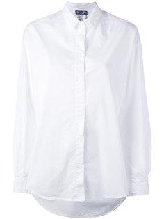 curved hem shirt Kristensen Du Nord