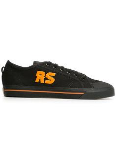 кеды с принтом логотипа Adidas By Raf Simons