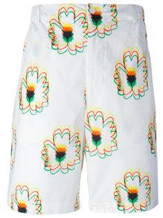 шорты с цветочным принтом  Stella McCartney