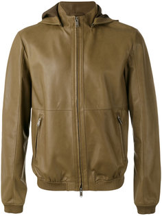 hooded zip up jacket Desa 1972