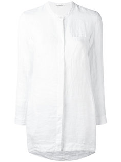 long asymmetric shirt Transit