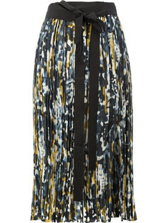 плиссированная юбка  Marni