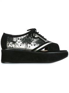 сандалии на платформе Phoenix 50мм Nicholas Kirkwood