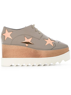 star patch platform trainers Stella McCartney