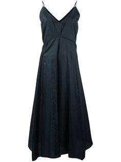 расклешенное платье Lemaire