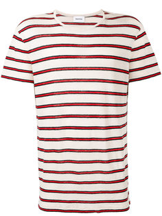 футболка в бретонскую полоску  Harmony Paris
